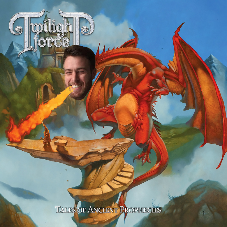 """""""May the dragon's flame brighten your birthday."""" - banRandall"""