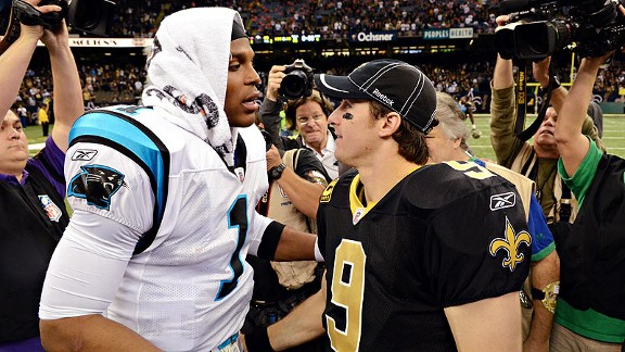 cam-newton-drew-brees