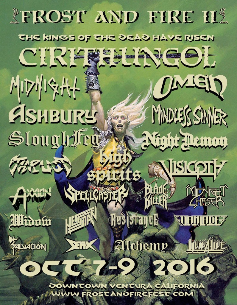 Frost And Fire Fest 2016